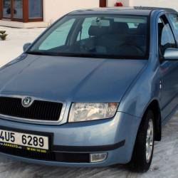 Naše vozidla Škoda Fabia